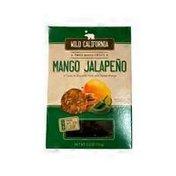 Wild California Mango Jalapeno Twice Baked Crisps