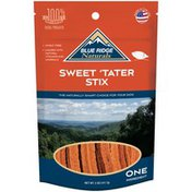 Blue Ridge Naturals Sweet Tater Jerky Stix Dog Treats