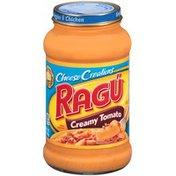 Ragu Cheese Creations Creamy Tomato Cheese Sauce