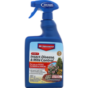 BioAdvanced Insect, Disease & Mite Control, 3-in-1