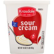 Krasdale Sour Cream