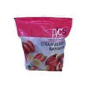 PICS Freshly Frozen Strawberry Banana