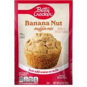 Betty Crocker Muffin Mix, Banana Nut