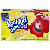 Kool-Aid Jammers Lemonade Naturally Flavored Soft Drink