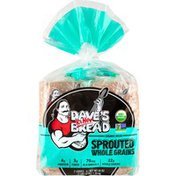 Dave's Killer Bread Sprouted Whole Grains Organic Bread