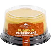 Chuckanut Bay Foods Pumpkin Mini Cheesecake