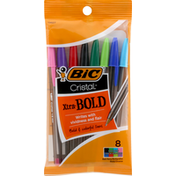BiC Ball Pen, Bold (1.6 mm), Assorted Ink