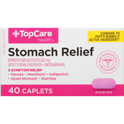 TopCare Stomach Relief, Caplets