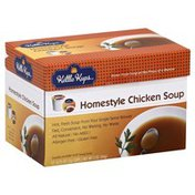 Kettle Kups Soup, Homestyle Chicken, Cups
