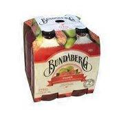 Bundaberg Brewed Drinks Guava Flavored Sparkling Fruit Drink