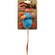 SPOT Cat Toy, Catnip, Rattle Clatter Mouse
