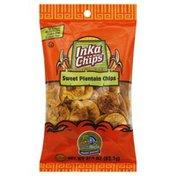 Inka Crops Plantain Chips, Sweet