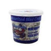 Pontchartrain Blue Crab, Inc. Pasteurized Crab Claw Meat