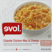 Evol Chipotle Chicken Mac & Cheese