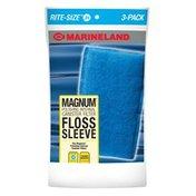 Marineland Magnum Polishing Internal Canister Filter Floss Sleeve Rite-Size