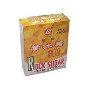 Zu Miao Yellow Crystal Rock Sugar
