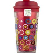Cool Gear Travel Mug, 15 Fluid Ounce