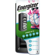 Energizer Universal Battery Charger for C, D, 9V, AA and AAA Batteries