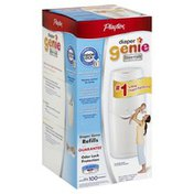 Playtex Diaper Pail, Maximum Odor Control