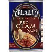 DeLallo Red Clam Sauce