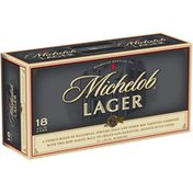 Michelob Lager Beer Cans