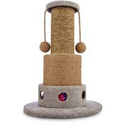 You & Me Cat Scratching Post With Toy