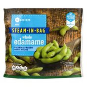 Southeastern Grocers Steam-In-Bag Whole Edamame