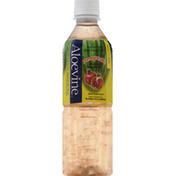 Aloevine Aloe Vera Drink, Refreshing, Pomegranate