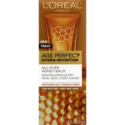 L'Oreal Age Perfect Hydra-Nutrition All-Over Honey Balm