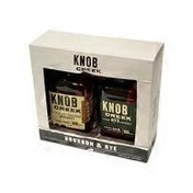 Knob Creek Bourbon & Rye Pack