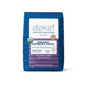 Alakef Organic Espresso Coffee
