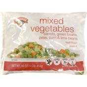 Hannaford Mixed Vegetables