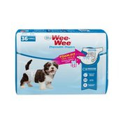 Four Paws Wee-Wee Extra Small Disposable Dog Diapers