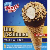 North Star Ice Cream, Vanilla Cones