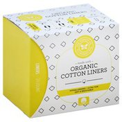 The Honest Company Liners, Organic Cotton, Ultra Thin, 24 Count