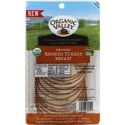 Organic Valley Turkey Breast, Organic, Smoked