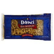 DaVinci Egg Noodles, Extra Wide, Bag