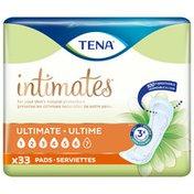 Tena Intimates Ultimate Absorbency Pad, Regular Length