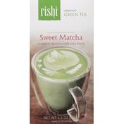 Rishi Tea Green Tea, Japanese, Sweet Matcha