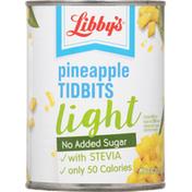 Libby's Pineapple Tidbits, Light