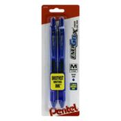 Pentel Roller Gel Pens, Medium (0.7 mm), Blue Ink