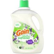 Gain Plant Based Liquid Fabric Softener, White Tea & Lavender
