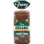 Franz Bread, Twenty Four Grains & Seeds, Thin Sliced