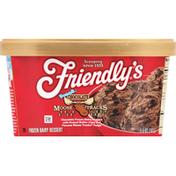 Friendly's Frozen Dairy Dessert, Denali Chocolate Moose Tracks