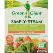 Green Giant Lightly Sauced Frozen Vegetables