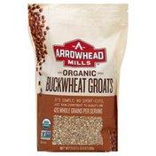Arrowhead Mills Buckwheat Groats, Organic