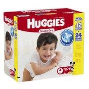 Huggies Snug & Dry Diapers Step 4