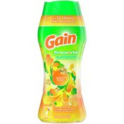 Gain Fireworks In-Wash Scent Booster Beads, Island Fresh