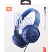 Jbl Headphones, Wired On-Ear