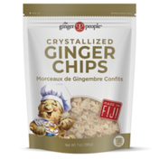 The Ginger People Crystallized Ginger Chips